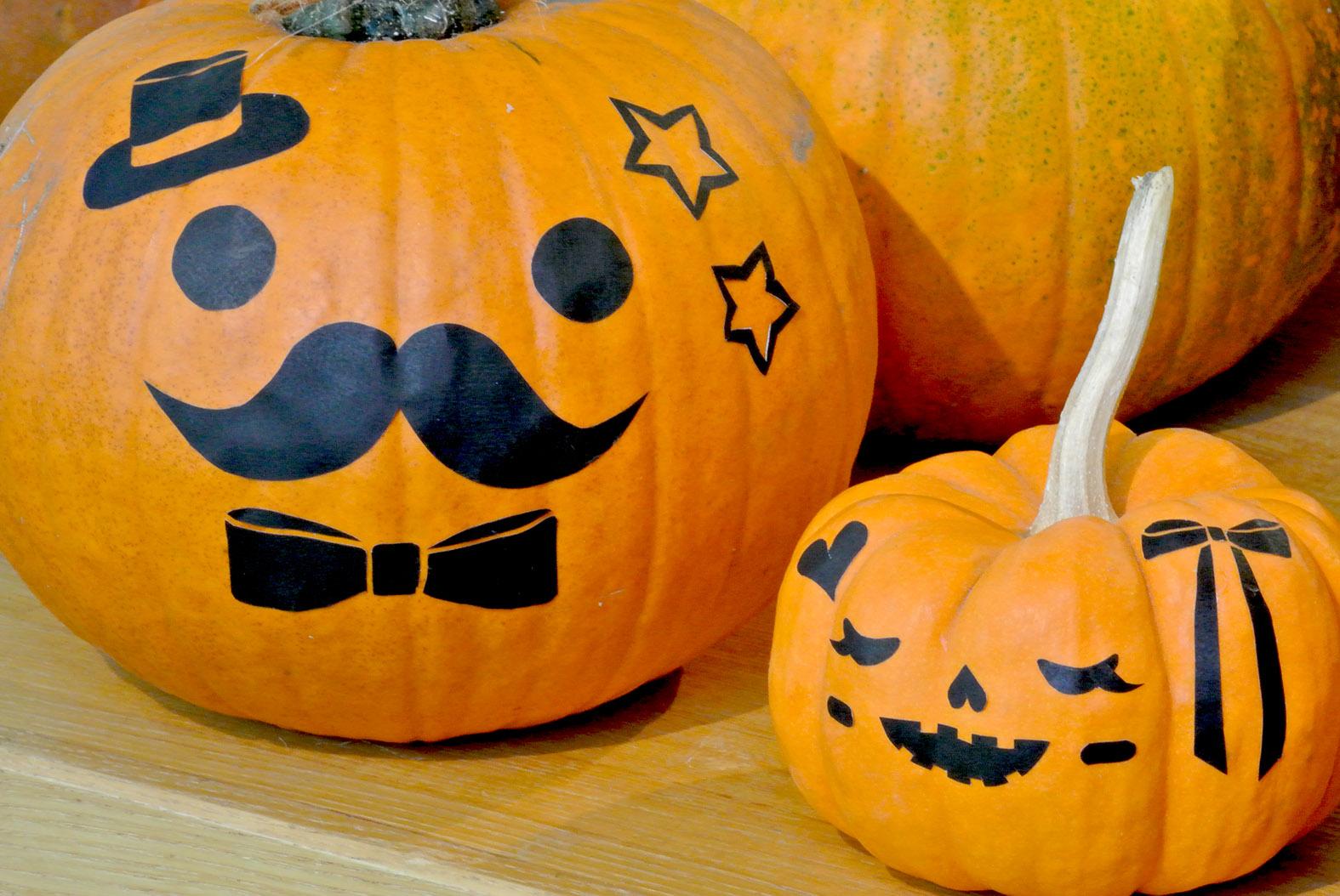 ハロウィンかぼちゃのセール